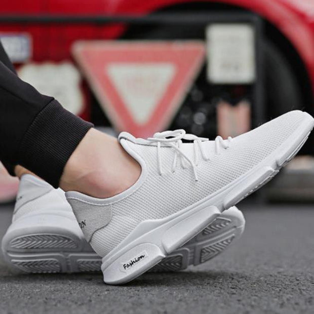 Casual Running Shoes Sneaker   Breathable Board Shoes