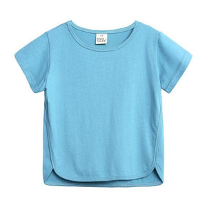 100% Cotton Basic T