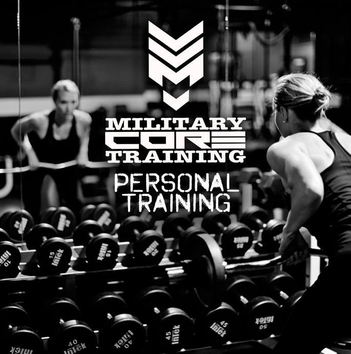 1ON1 PERSONAL TRAINING (South Africa only) - MilitaryCoreTraining