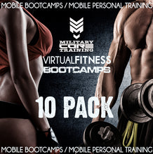 Load image into Gallery viewer, VIRTUAL BOOTCAMP - 10 PACK - MilitaryCoreTraining