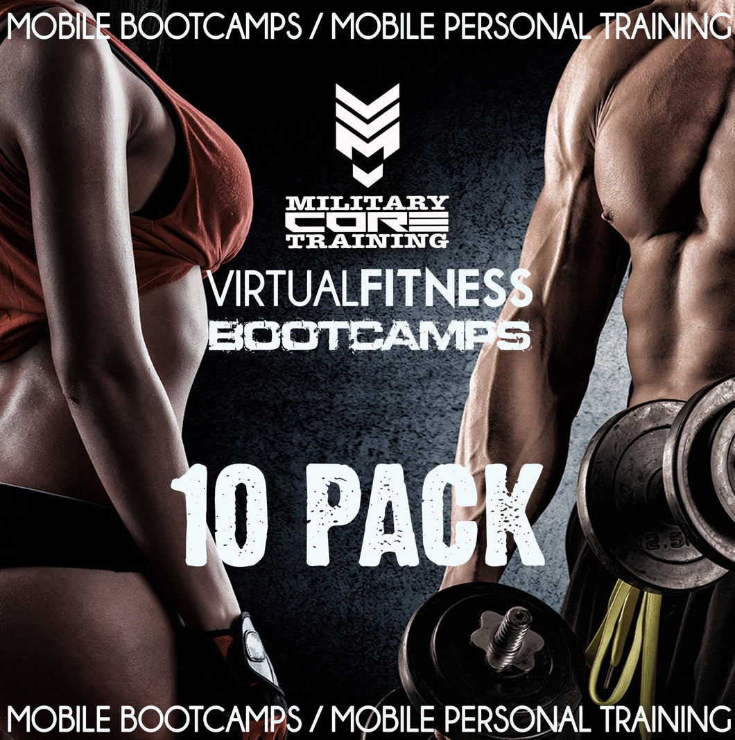 VIRTUAL BOOTCAMP - 10 PACK - MilitaryCoreTraining