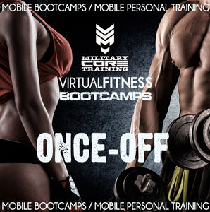 VIRTUAL BOOTCAMP - ONCE-OFF - MilitaryCoreTraining