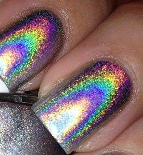 CHROME MIRROR NAIL POWDER WITH SMOOTH SHIMMER SHINING GLITTER EFFECT PIGMENT FOR NAIL ART - Pinky Petals