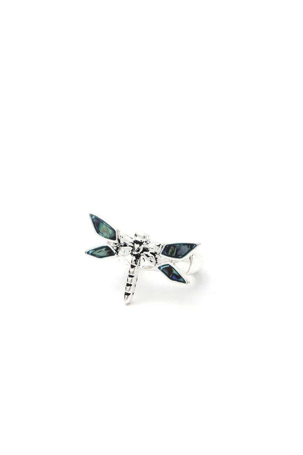 Dragonfly Stretch Ring demochatbot