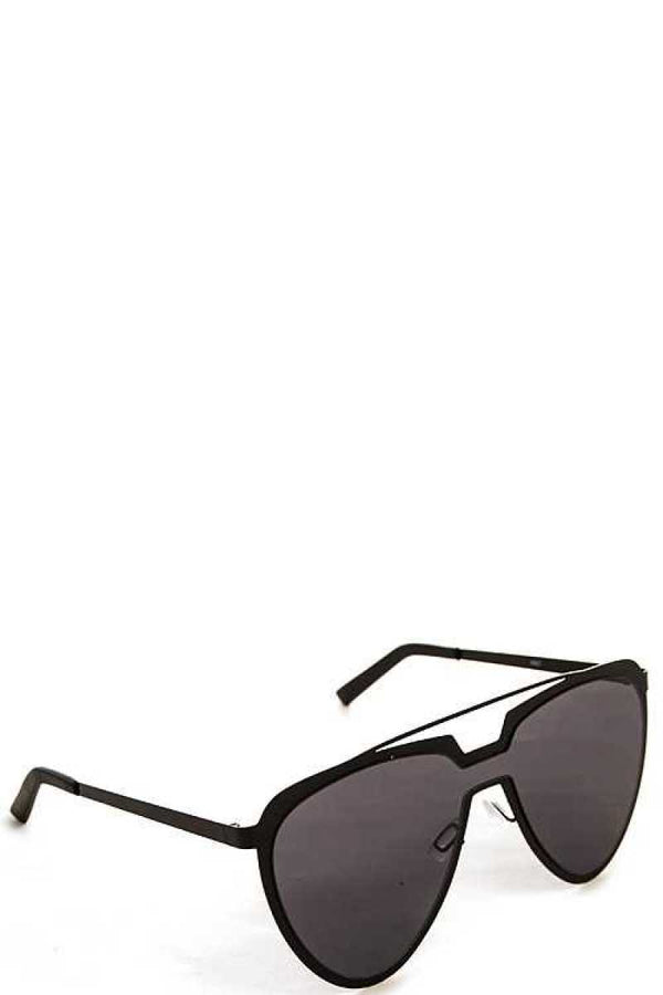 Modern Aviator Retro Pop Sunglasses demochatbot