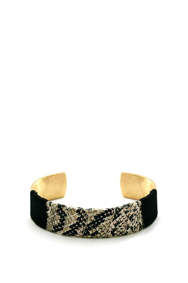 Trendy Animal Skin Pattern Bracelet demochatbot