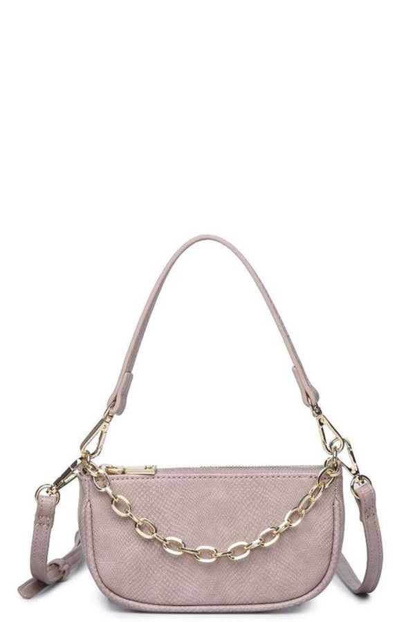 Trendy Summer Mini Crossbody Bag Pinky Petals