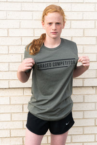 Vintage Graced Competitor Tee