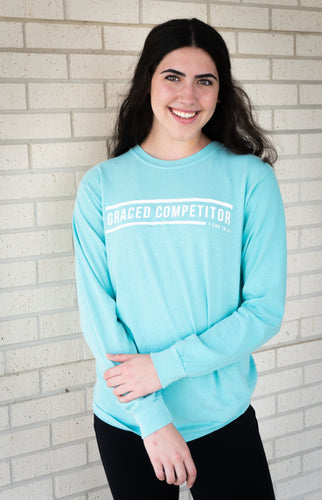 Vintage Graced Competitor Long Sleeve
