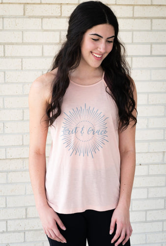 Grit & Grace High Neck Tank | Graced Competitor