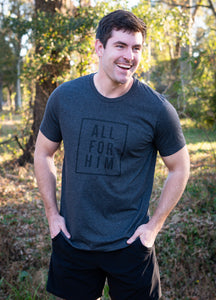 All For Him Tee | Graced Competitor