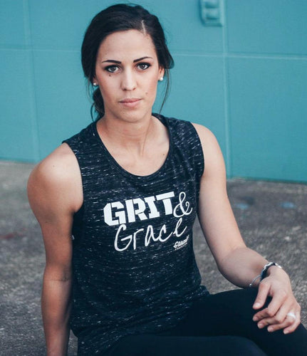 Grit & Grace Tank | Graced Competitor