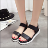 BESTWALK™ Roman Flat Sandals