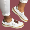 Bestwalk Paulina - PU Slip On Sneakers for Women