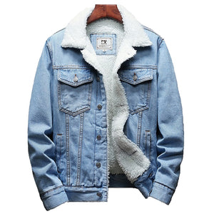 Grizzly Denim Jacket for men