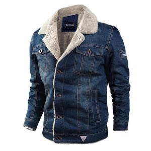 Gitly Denim Jacket for men