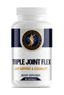 Joint Pain Relief, Glucosamine and Chondroitin Sulfate, Increase Flexibility Supplement