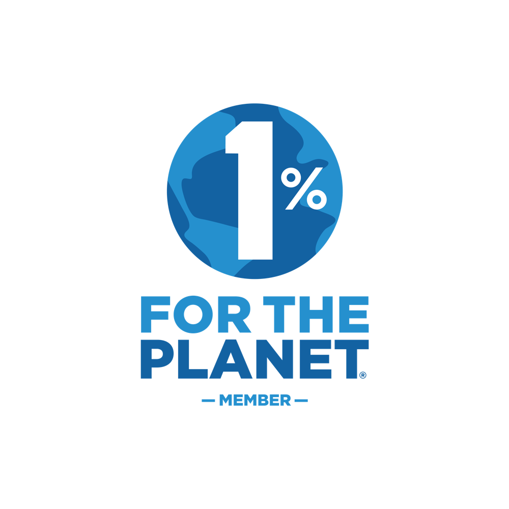 1% For The Planet Member Logo