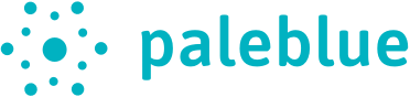 Pale Blue logo