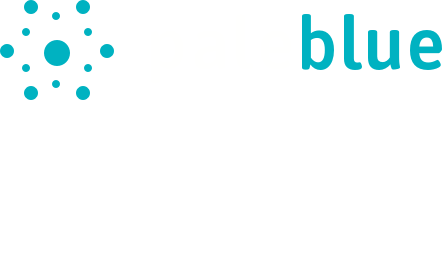 Pale Blue logo and 1% For The Planet member icon