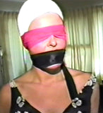 Sharon Beacon Bound & Gagged!