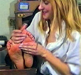 TICKLED SECRETARIES