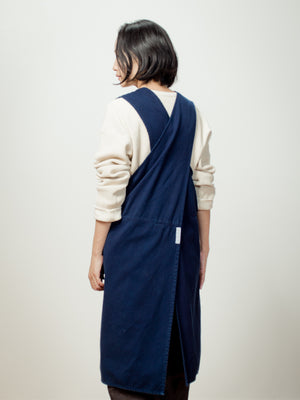 "APRON YAE DRESS-""6 COLOR"""
