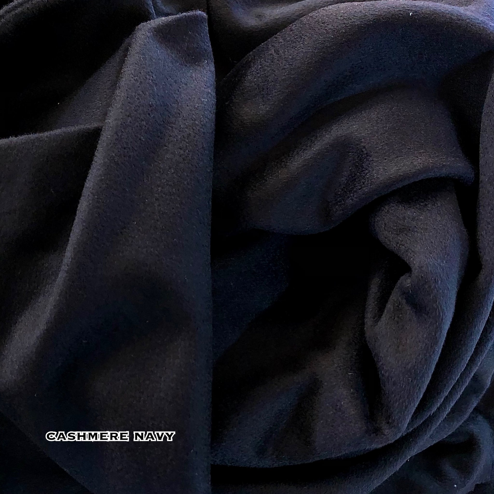EGG COAT - CASHMERE KAKISHIBU BLACK