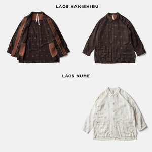 CHAMPETRE BOUQUET JACKETーLAOS NUME