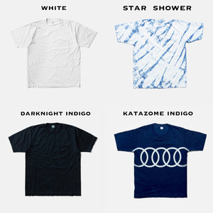 MAGIC WAYS T SHIRTーSTAR SHOWER