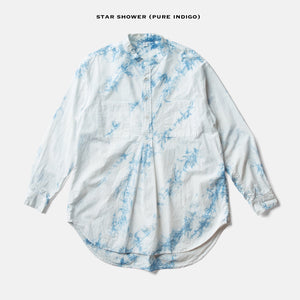 ZEN LOAN SHIRTーWHITE