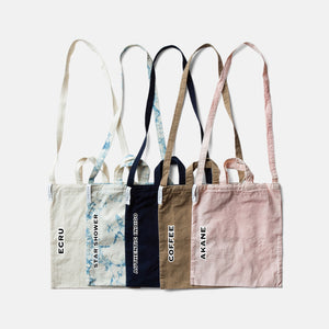 TEKO TEKO ORGANIC YAE BAG - 5 COLOR