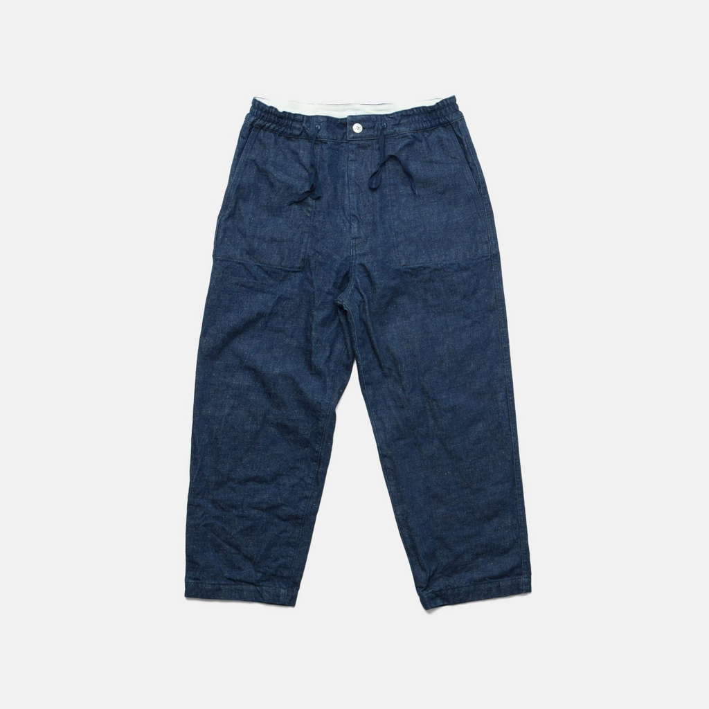 C.T.L DENIM COMFORT PANTS