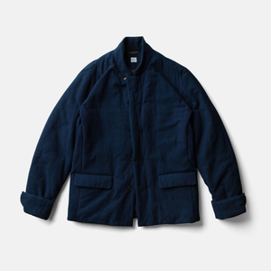 ZEN JACKET-AUTHENTIC INDIGO