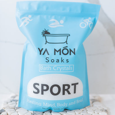 Sport Bag (Bath Crystals)