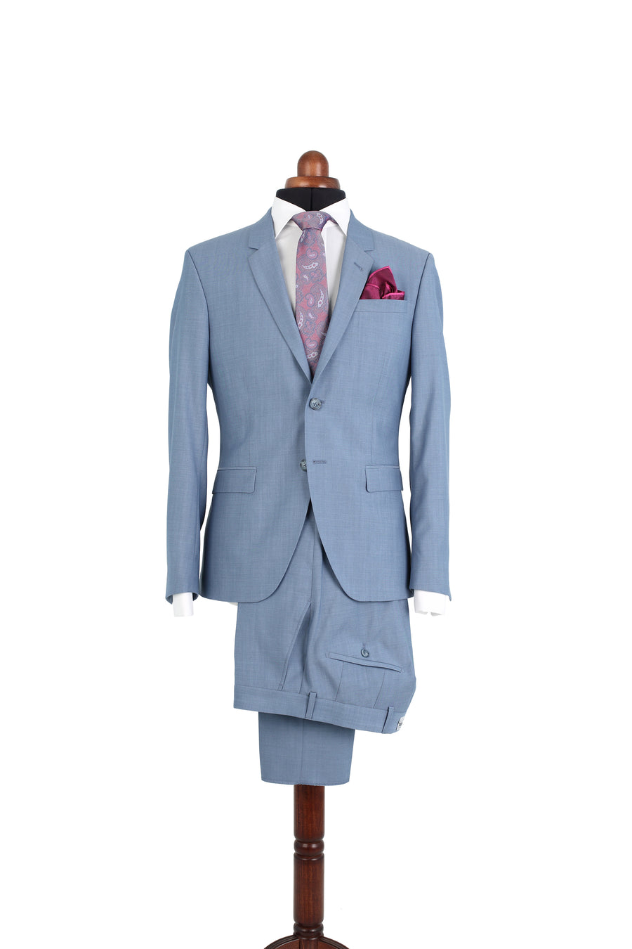 LIGHT BLUE SUIT