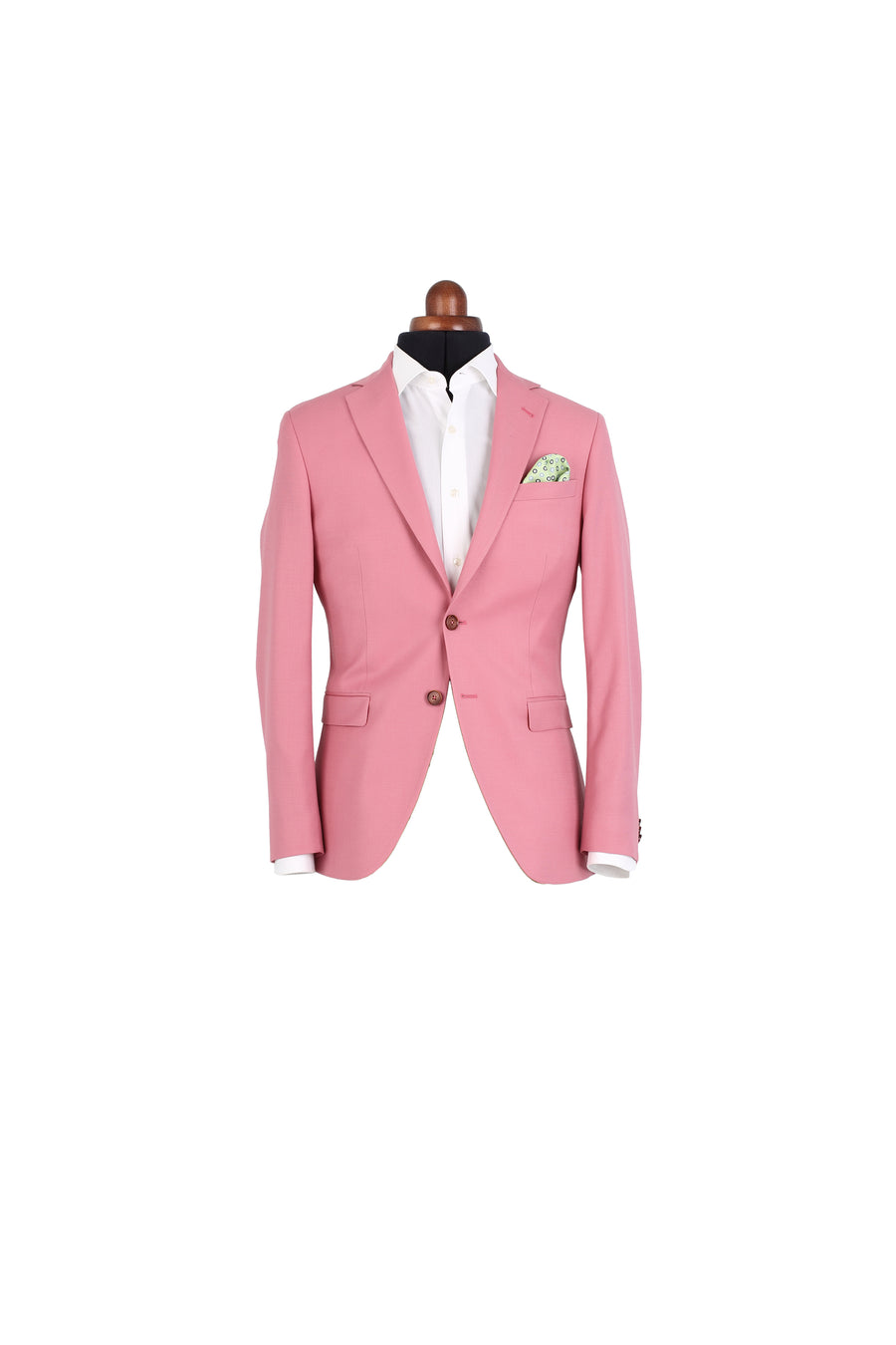 The Water Repellent Pink Jacket
