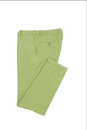 LIME CHINOS