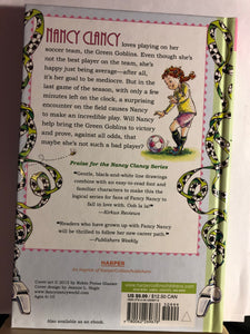 Soccer Mania  by Jane O'Connor  (Nancy Clancy #6)