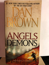 Load image into Gallery viewer, Angels & Demons   by Dan Brown    (Robert Langdon #1)
