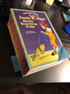 Junie B. Jones Bundle #1-12  by Barbara Park  (Item:103)