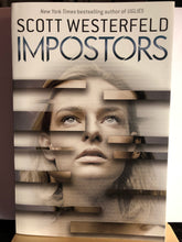 Load image into Gallery viewer, Impostors  by Scott Westerfeld  (Impostors #1)