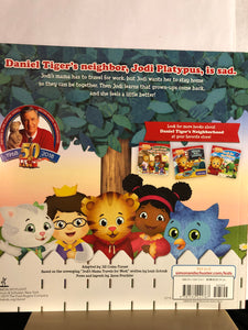 Mama Travels for Work    by Jill Cozza-Turner, Jason Fruchter    (Daniel Tiger's Neighborhood)