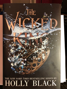 The Wicked King  by Holly Black  (The Folk of the Air #2) New Hardcover