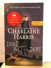 Load image into Gallery viewer, Dead Until Dark    by Charlaine Harris    (Sookie Stackhouse #1)    used paperback