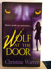 Load image into Gallery viewer, Wolf at the Door    by Christine Warren    (The Others #9)