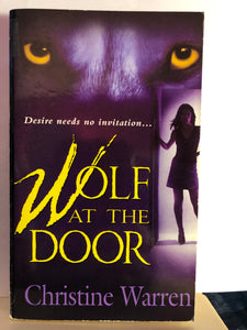 Wolf at the Door    by Christine Warren    (The Others #9)