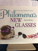 Load image into Gallery viewer, Philomena's New Glasses   by Brenna Maloney    Picture Book