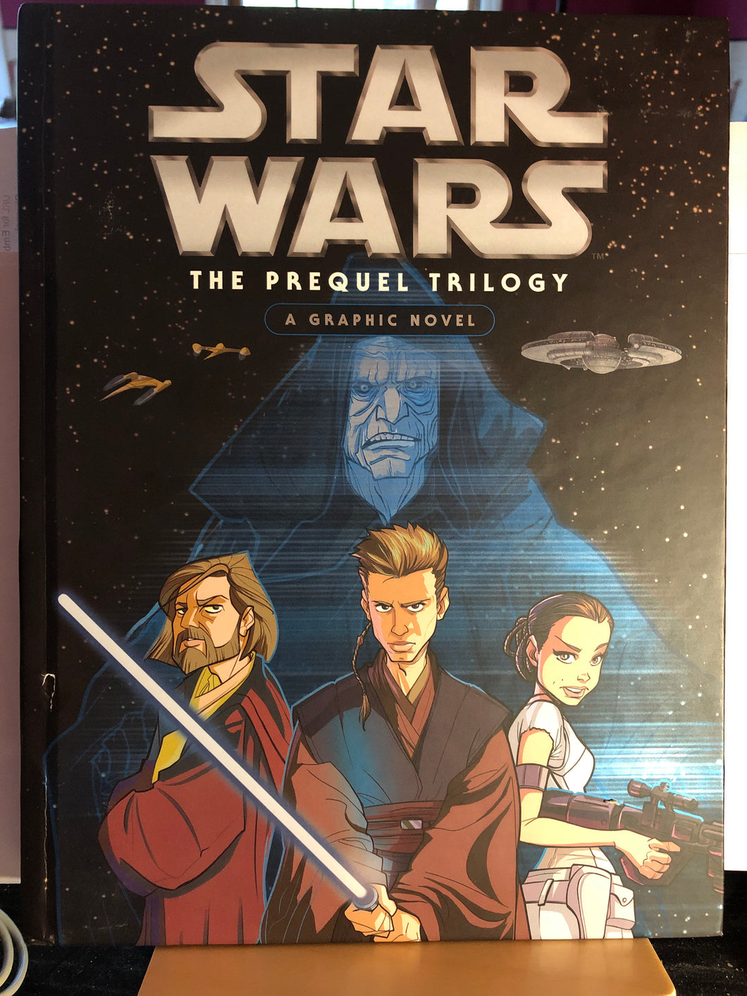 Star Wars The Prequel Trilogy*  by Alessandro Ferrari    Hardcover Graphic Novel
