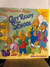 Load image into Gallery viewer, The Berenstain Bears Get Ready for School   by Jan Berenstain, Mike Berenstain